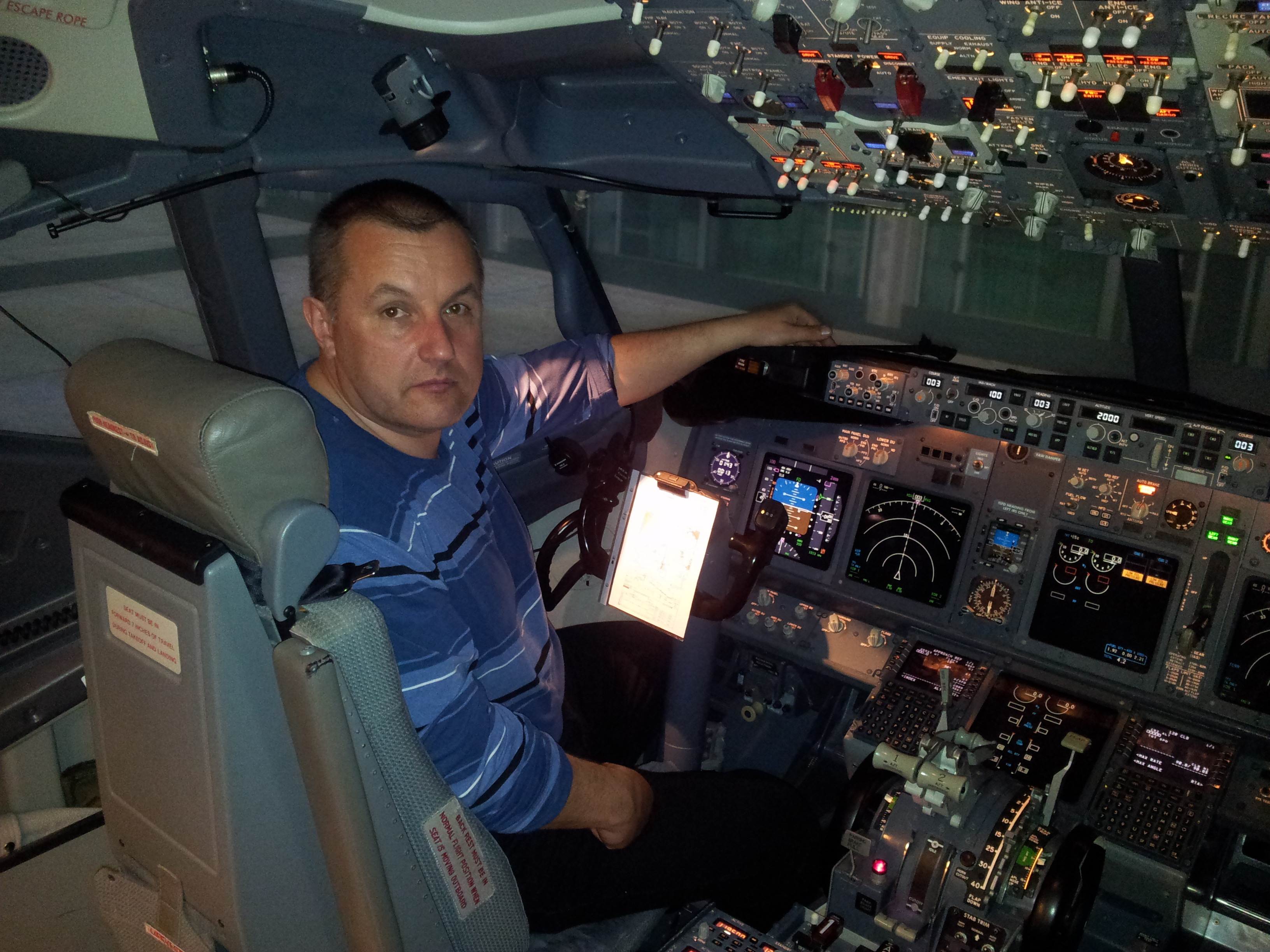 Boeing 737 Type Rating Course Afa
